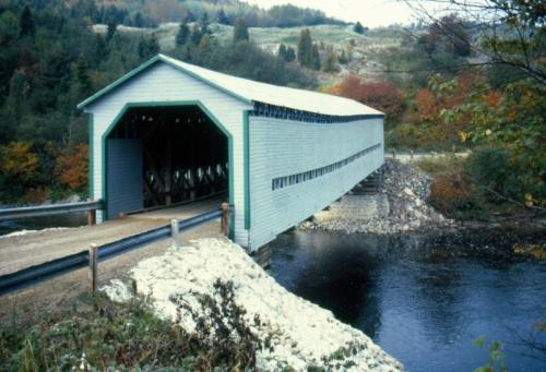 pont louis-gravel,tadoussac,sacré-coeur