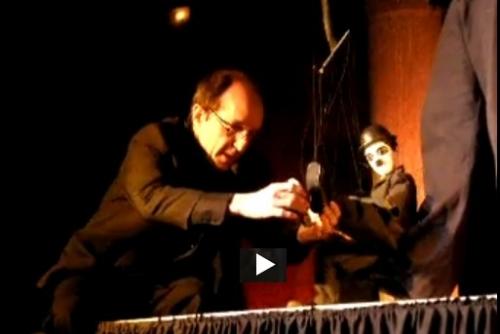 Festival international de la marionnette, Saguenay, Jordi Bertran, marionnette