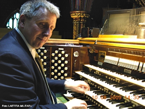 pierre grandmaison,orgue,concerts d'été,cathédrale de chicoutimi