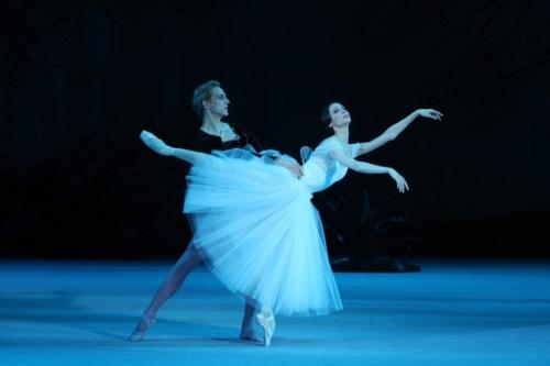 Ballet au cinéma, ballet Roméo et Juliette, Giselle, Jonquière