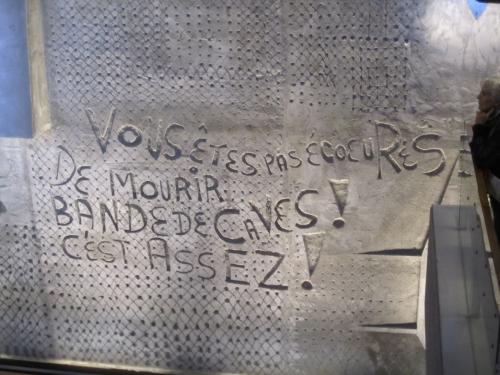 Murale du Grand Théâtre, Québec, Jordi Bonet, Québec, Grand Théâtre, Claude Péloquin