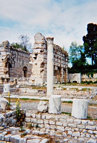 Nice France, Cimiez, Matisse, fouilles, vestiges, archéologie, musée