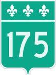 route 175,parc des laurentides,réserve faunique,tempête,hiver,inauguration