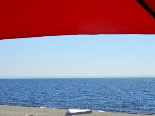 lac saint-jean,st-henri de taillon,plage wilson,mer intérieure,chalet