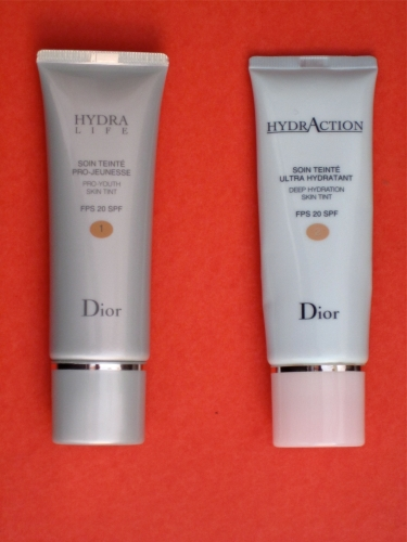 Dior, Hydraction, Hydralife