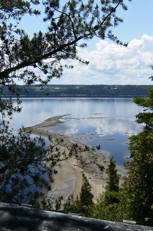 flèche du littoral,flèche littorale,saint-fulgence,saguenay