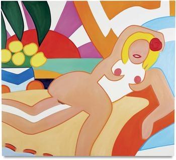 tom wesselmann,montréal,musée des beaux-arts,exposition,pop art