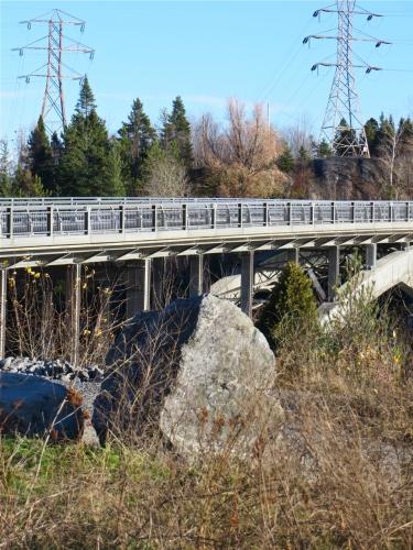 pont d'aluminium,arvida,plage de shipshaw,aluminium