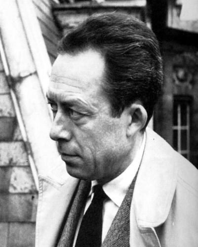 ALbert Camus, l'Étranger, Nice, théâtre de la ville, 100 ans