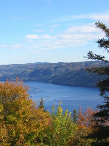 tadoussac,fleuve saint laurent,saguenay,cap au leste,paysage,automne