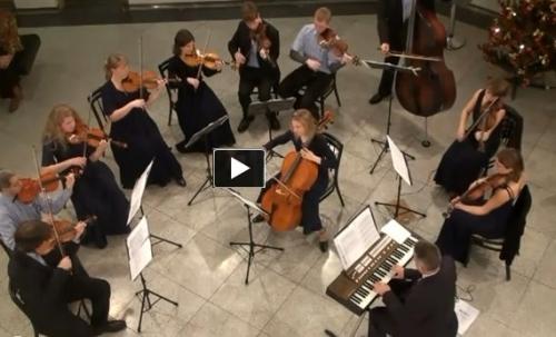 marie-nicole lemieux,violons du roy,concert,église notre-dame de grâce,chicoutimi,noël