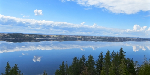 Saguenay, La Tourelle, Saint-Fulgence