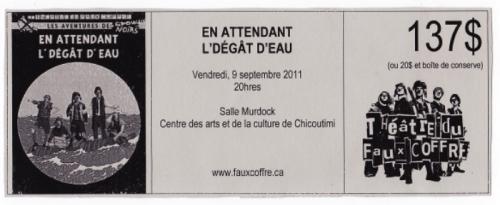 billets de concert,billetsdeconcert.com,spectacles,saguenay,2011
