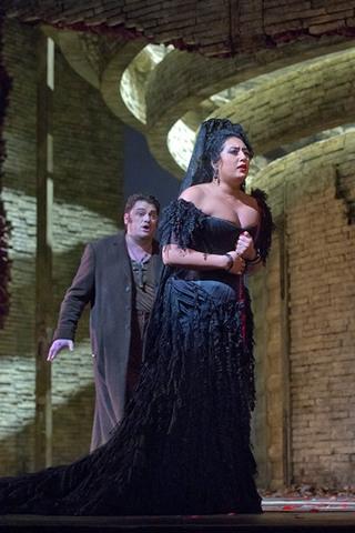 Carmen, Metropolitan Opera, Aleksandrs Antonenko, Anita Rachvelishvili, Cinéma Jonquière