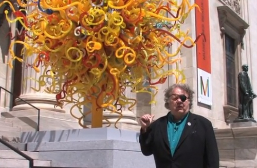 musée des beaux arts de montréal,dale chihuly,verre,exposition,couleur,forme