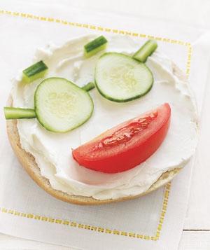 fromage à la crème, bagel, Philadelphia, Krafe, Liberté