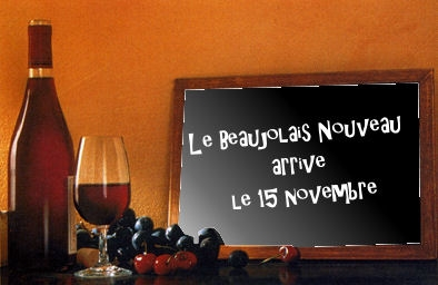 beaujolais nouveau,autrefois,saq,bernard pivot