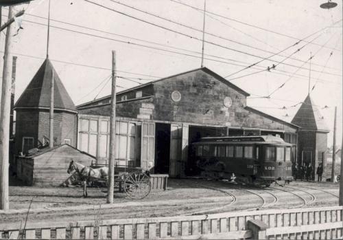 tramway, Lévis, grand-père, Pelletier