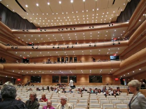 maison symphonique,montréal,philippe sly,john brancy,osm,salle