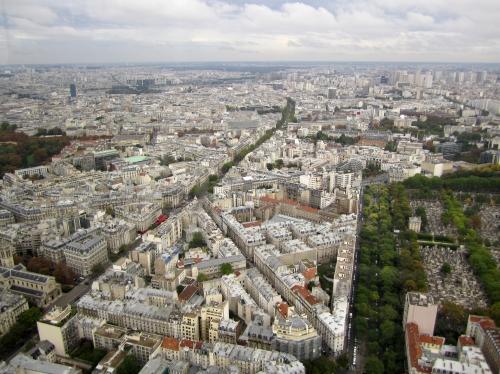 tour montparnasse, Paris, Empire State Building, la Giralda, l'Observatoire de la capitale