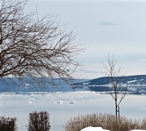 La Baie des Ha!Ha!, Auberge des 21, La Baie, Saguenay