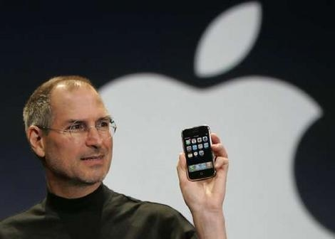 Steve Jobs, Macintosh, Apple, adieu