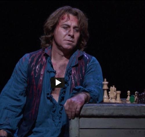 Tosca, Roberto Alagna, Patricia Racette, Metropolitan Opera, Frizza, Bondy, cinéma Jonquière