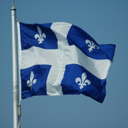24 juin, Fête nationale, Québec, fleurdelisé, drapeau
