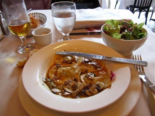 montréal,l'express,raviolis,cuisine