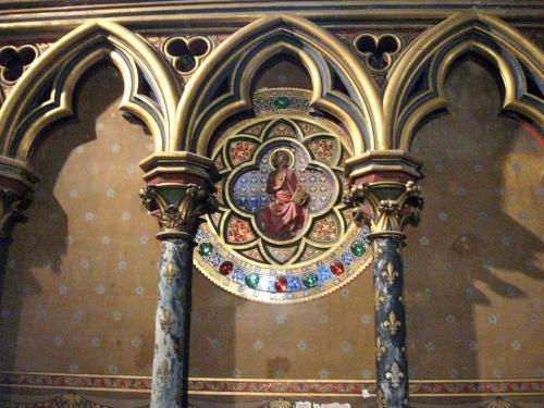 Sainte-Chapelle,Paris, Des racines et des ailes