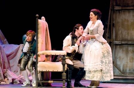 Le Nozze di Figaro, Opéra de Montréal, Julie Boulianne, Arcade Fire