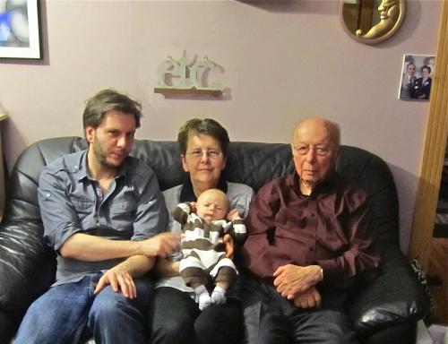 famille, générations