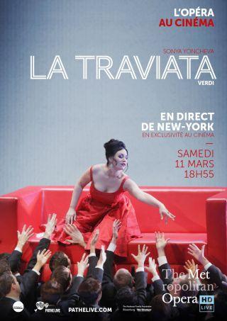 traviata,sonya yoncheva,michael fabiano,cinéma jonquière,metropolitan opera