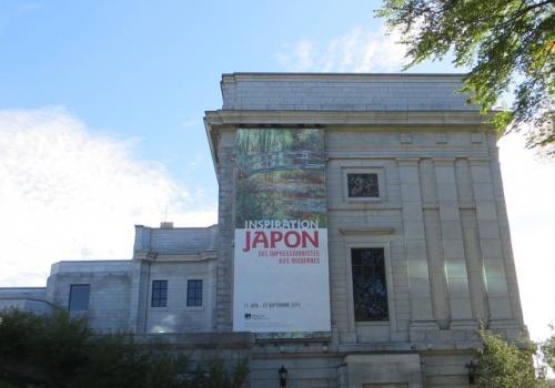 mnbaq,inspiration japon,hermann dudley murphy,charles herbert woodbury,québec,musée