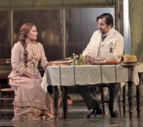 eugène onéguine,peter mattei,anna netrebko,metropolitan opera