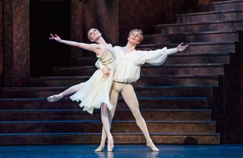 ballet au cinéma,ballet roméo et juliette,giselle,jonquière