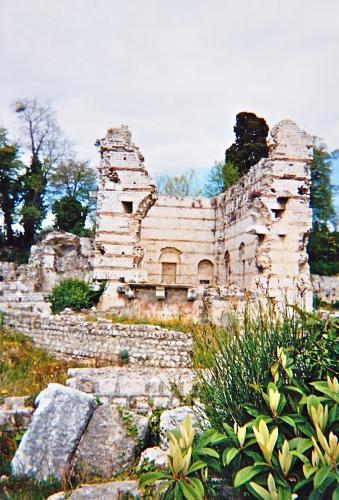 nice france,cimiez,matisse,fouilles,vestiges,archéologie,musée