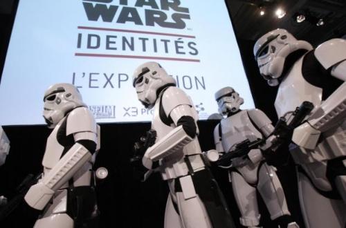 la guerre des étoiles,star wars,cinéma,exposition,science-fiction,georges lucas