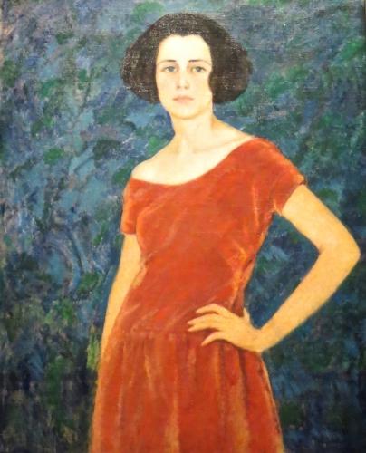 musée des beaux arts de montréal,adrien hébert,la couleur du jazz,souvenirs,ressemblance,portraits,randolph hewton,emily coonan,kathleen morris