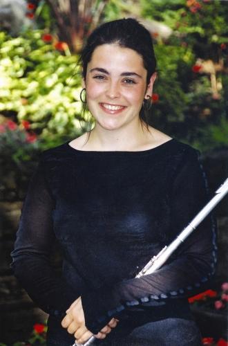 Jocelyne Roy, flûte, Jeunesses musicales