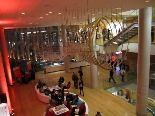 maison symphonique,pratique,difficile de sortir,montréal